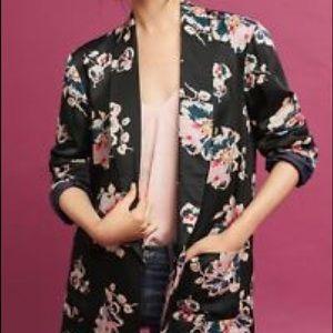 ett | twa floral blazer by ANTHROPOLOGIE